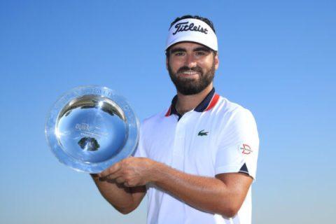 Antoine Rozner - Golf in Dubai Championship - European Tour