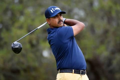 Anirban Lahiri - Steve Dykes - Getty Images