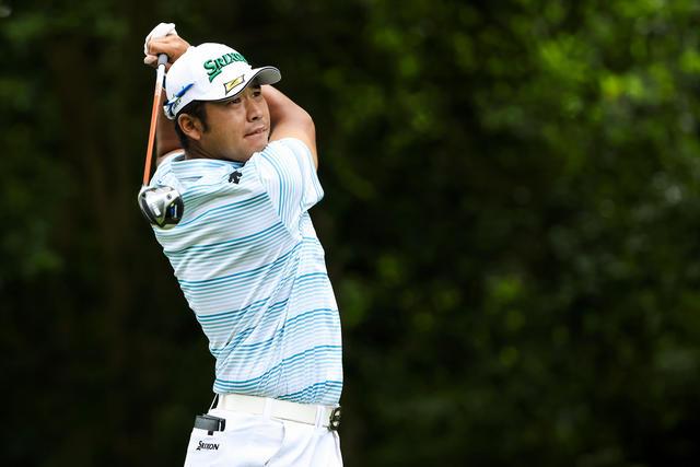 Hideki Matsuyama - Augusta National