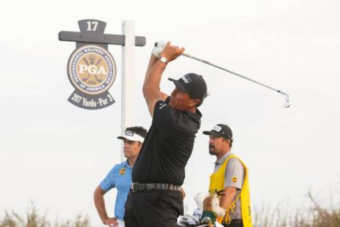 Phil Mickelson - Getty Images - PGA Championship