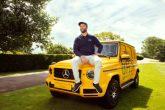 Jon Rahm - The Open - Mercedes Benz Images