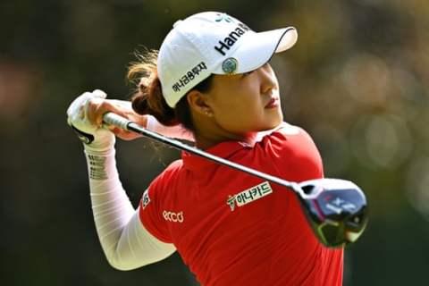 Minjee Lee - Evian Championship - LPGA - Getty Images