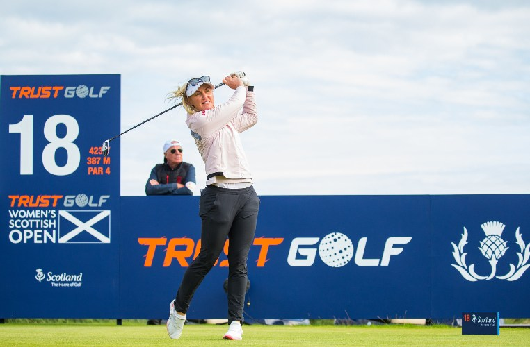 Charley Hull - LET Images