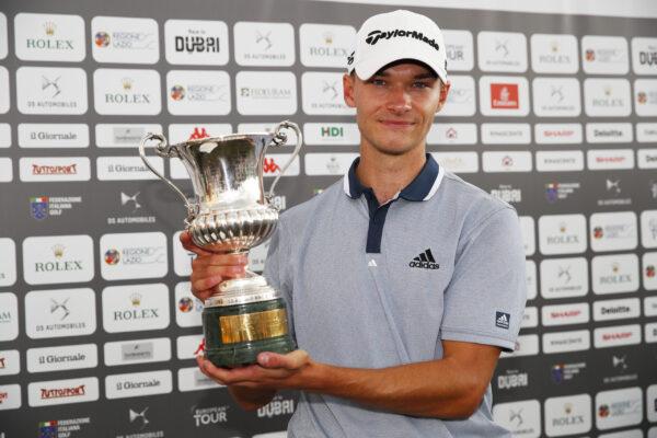 Nicolai Hojgaard - European Tour - Getty Images