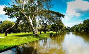15 สนามกอล์ฟราคาถูกที่สุดในประเทศไทย AIT Golf Club Golfistathai