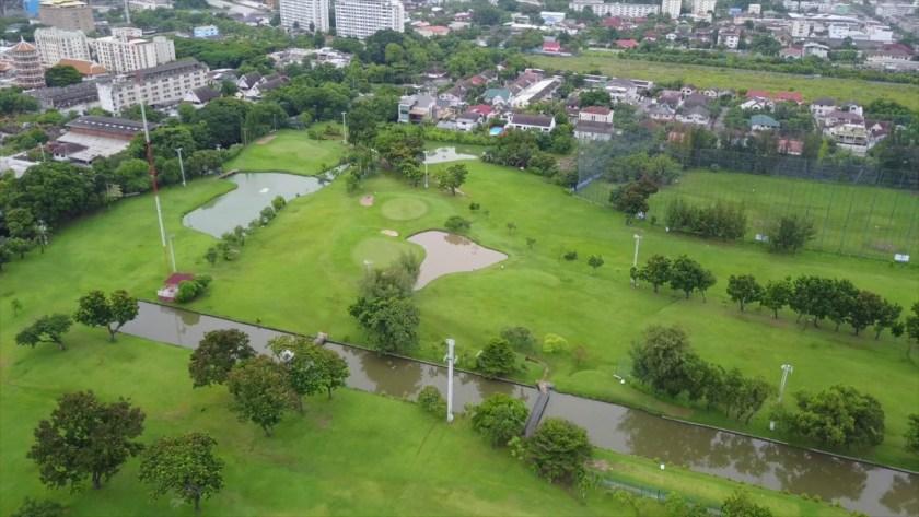 15 สนามกอล์ฟราคาถูกที่สุดในประเทศไทย Bang Na Navy Golfistathai