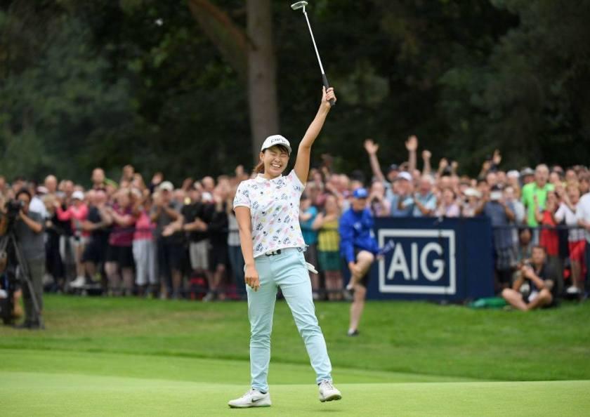 10 ข้อต้องรู้ Hinako Shibuno นักกอล์ฟญี่ปุ่นคนแรกในรอบ 42 ปีที่คว้าแชมป์เมเจอร์ Golfistathai.com