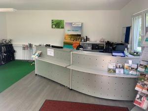 Golfbüro der GolfKultur Stuttgart