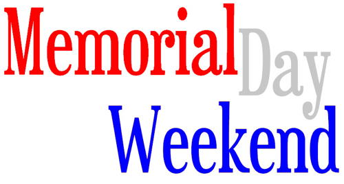 Memorial Day Weekend Tee Times