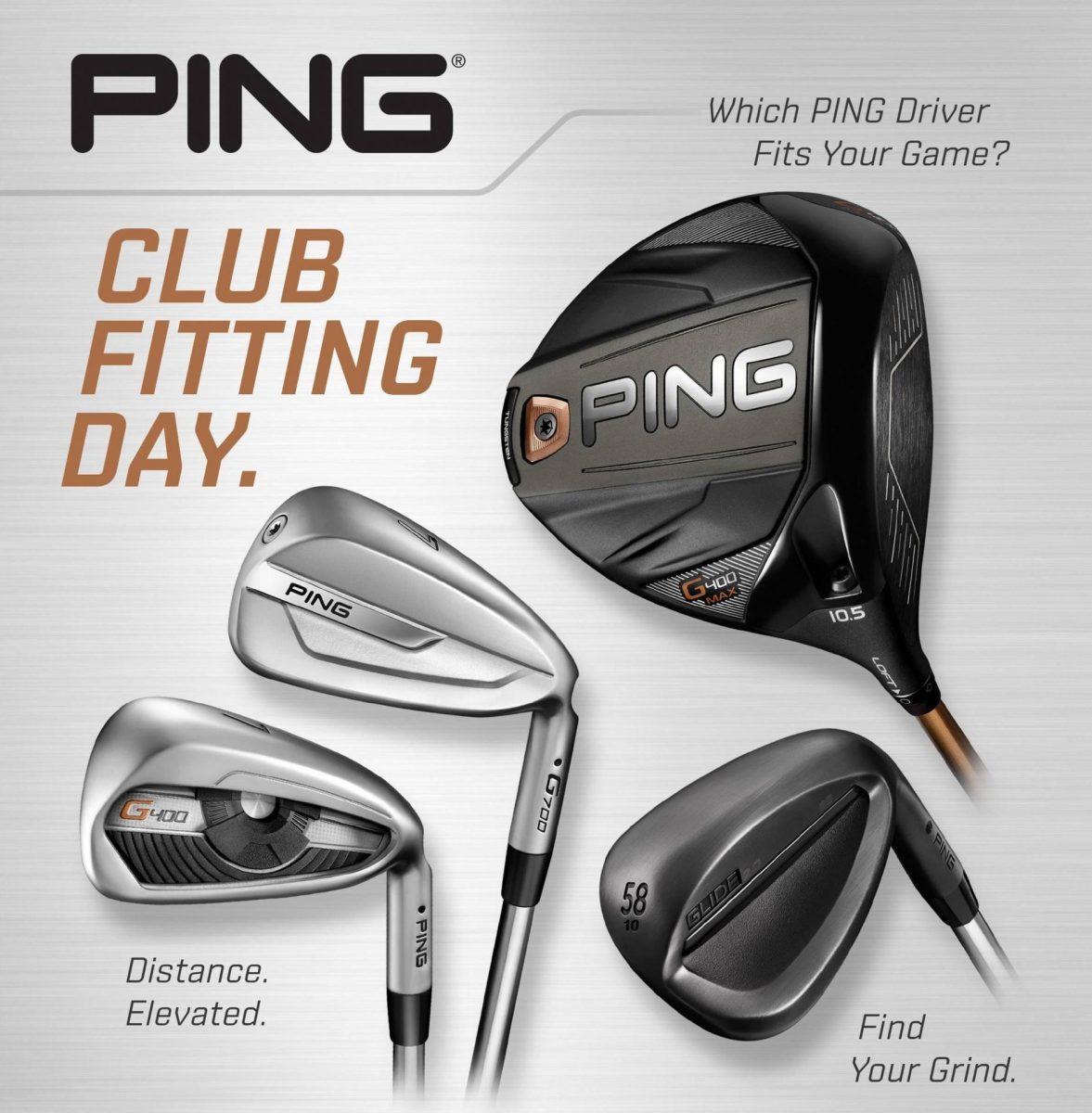 PING Golf Club Fitting
