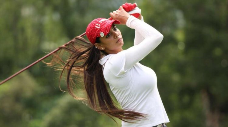 Sharmila Nicollet and Simi Mehra are on a mission of earning LPGA Card