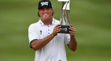 Perez wins CIMB Classic, Keegan Bradley finishes for second