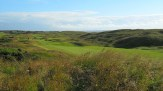 4th hole at Balgownie links