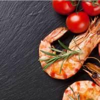 crustacées produits surgelés