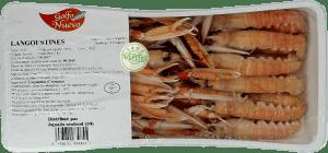 Langoustines sans sulfites