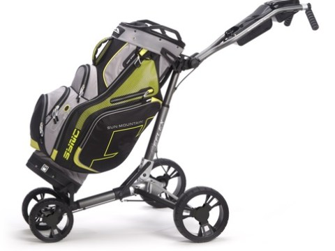 golf bag for push cart