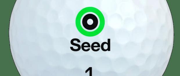 Seed Golf Balls