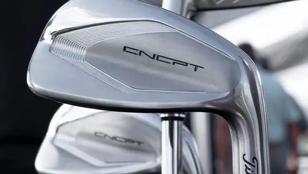 Titleist CNCPT Irons