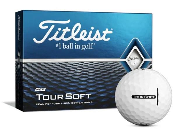 Titleist Tour Soft Ball