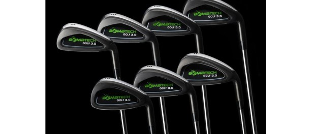 BombTech Black Irons Set