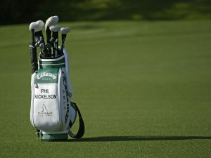 Phil Mickelson Bag