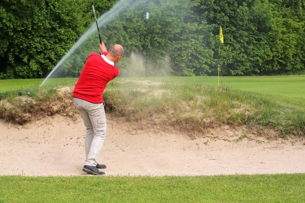 Golfspielen Frank Benninghoff Hünxe Kreis Wesel Dinslaken