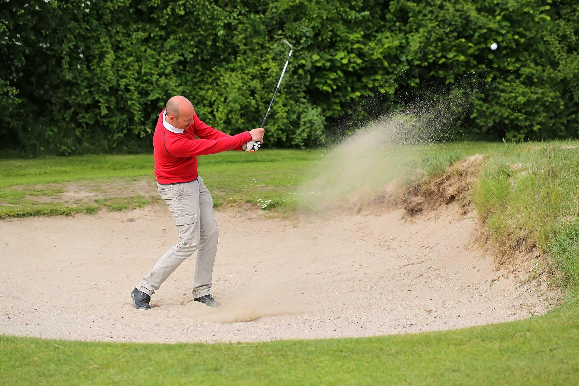 Golftraining Frank Benninghoff Niederrhein Hünxe Kreis Wesel Dinslaken