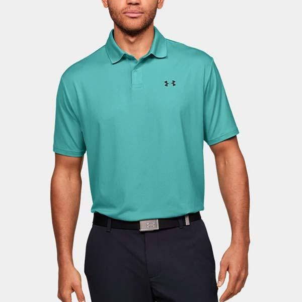 polo under armour golf