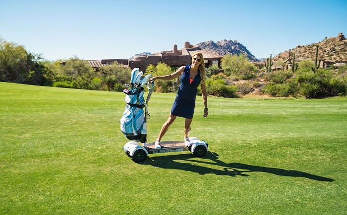 The Best Standing Golf Cart Choices to Improve Your Golfing Experience