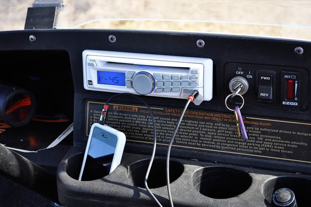A Guide to Finding the Perfect Golf Cart Radio