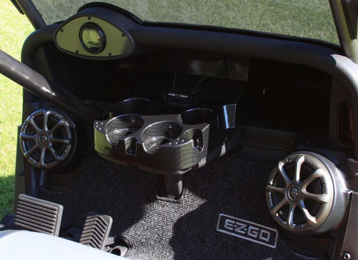 Add Some Music to Your Game with Golf Cart Speakers