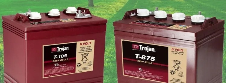 These Trojan Golf Cart Batteries Will NEVER Leave You Stranded
