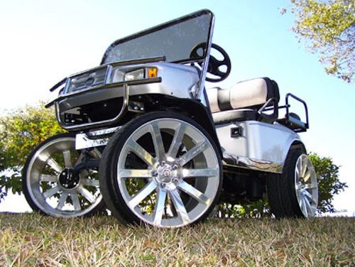 Legal Ways To Make Your Golf Cart Scream