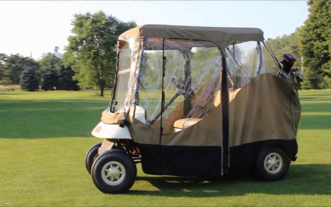 Golf Cart Covers Are A Must-Have Accessory for Enthusiasts
