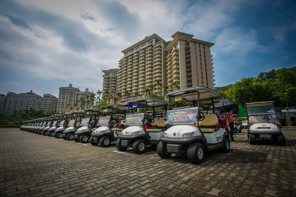 EZ Go Golf Carts Series: RXV Review And Comparison To Other Brands