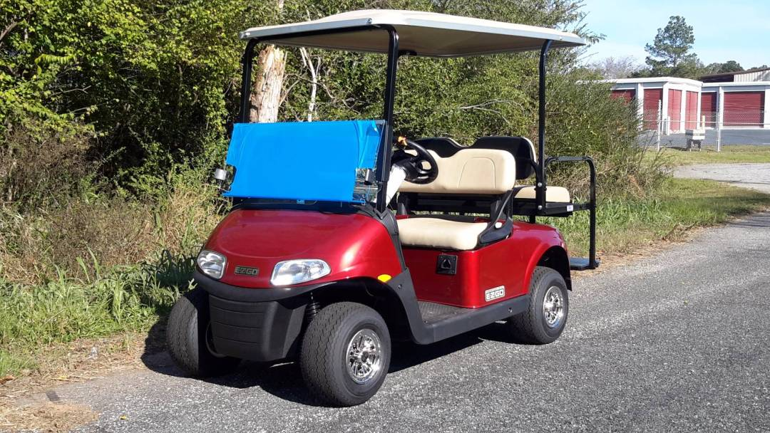 EZ Go Golf Cart Electric Version