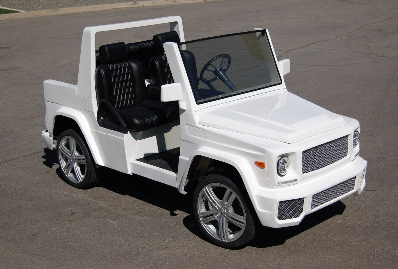 ACG EWagon Golf Cart