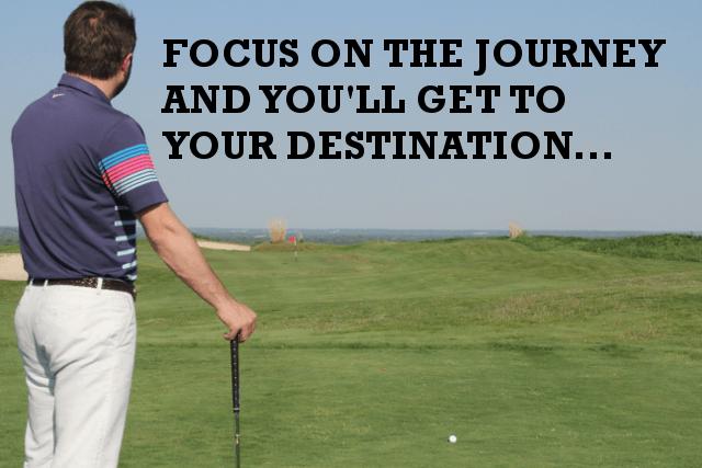 Golf & Me A Golf Journey
