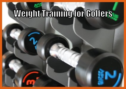 Golf Tip Review Weight Training Weight Training for Golfers golf tip review  Weight Training golf workouts golf trainer golf tips golf swing golf lessons golf instruction golf fitness golf exercises golf   Image of Weight Training