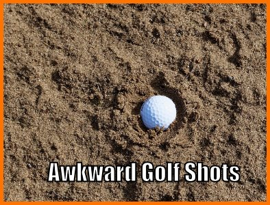 Golf Tip Review golf shot Changing the Awkward Golf Shots Into Opportunities golf tip review  golf swing path golf swing golf shots golf shot golf awkward golf shots   Image of golf shot