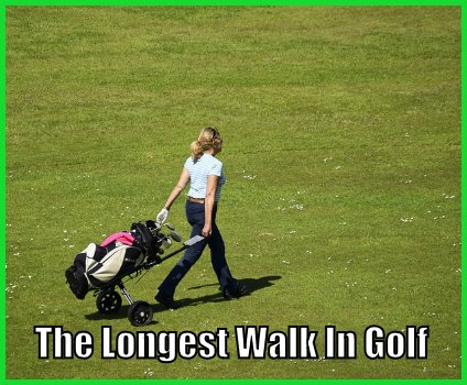 The Longest Walk In Golf