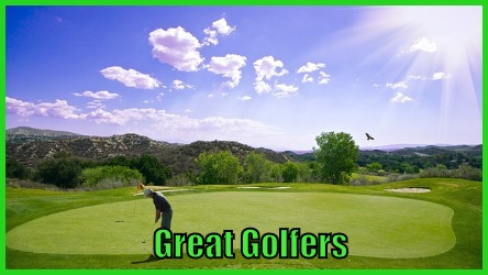 Great Golfers