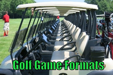 Golf Game Formats