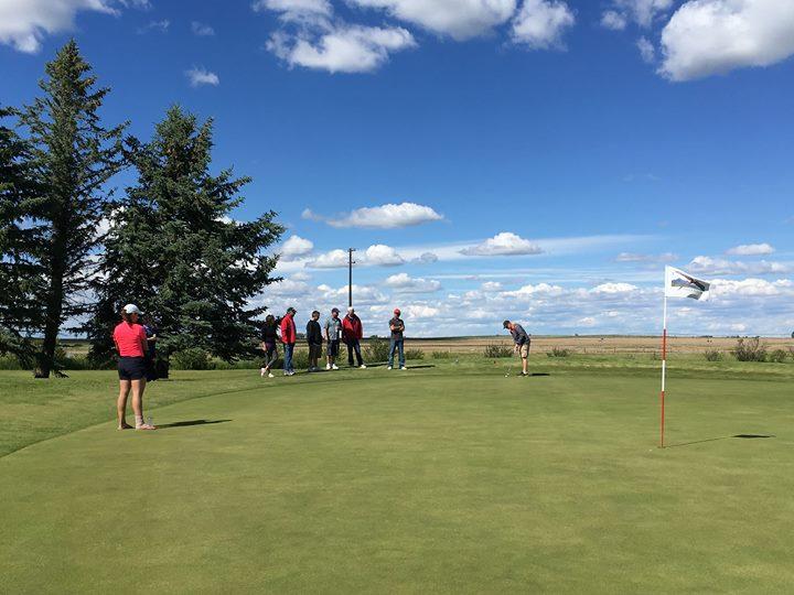 Pondera Medical Center's Annual Golf Tournament Fundraiser