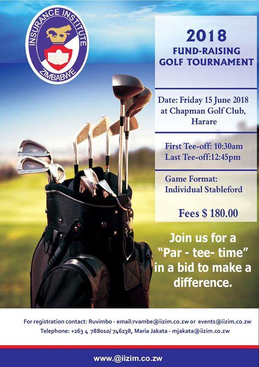 IIZ Annual Fundraising Golf Tournament 2018
