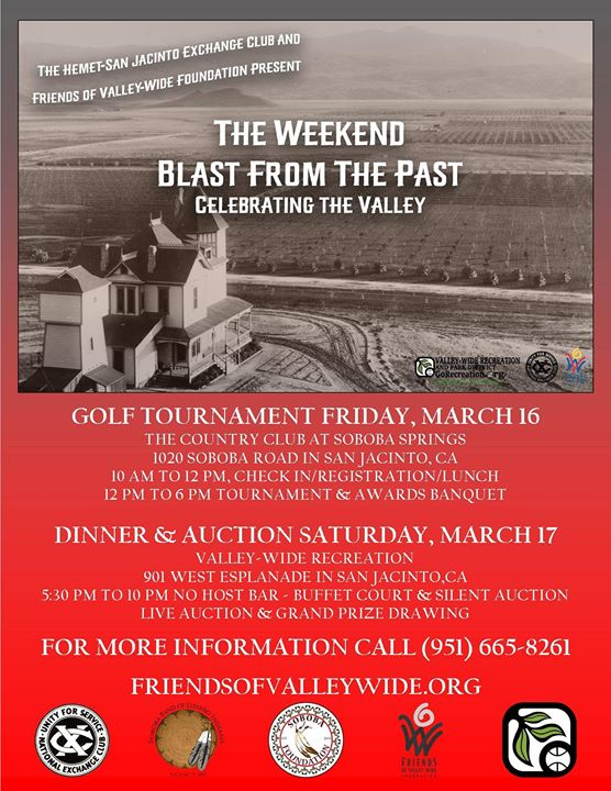 The Weekend Event - Golf Tournament, Dinner & Auction