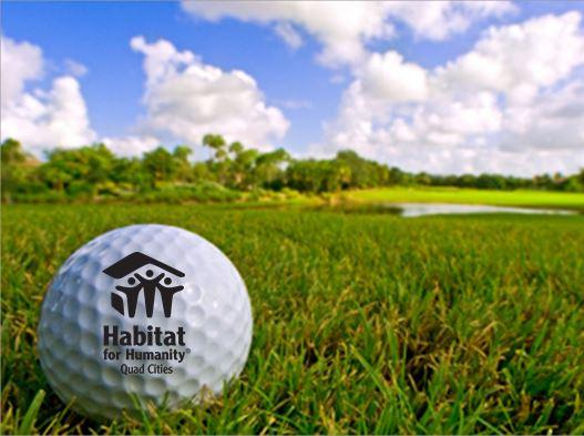 Golf FORE Homes benefiting Habitat for Humanity Quad Cities