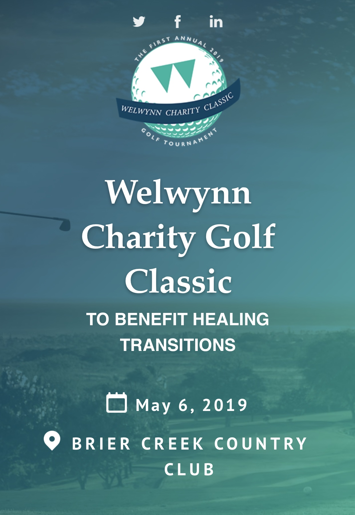 Welwynn Charity Golf Classic