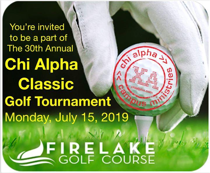 Chi Alpha Classic Golf Tournament