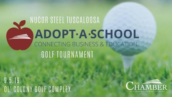 2019 Adopt-A-School Golf Tournament
